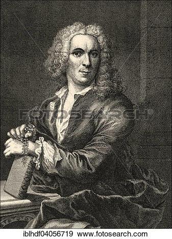 "Stock Photograph of ""Carl von Linne, 1707."