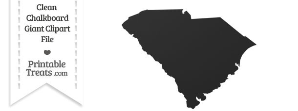 South Carolina Clipart.