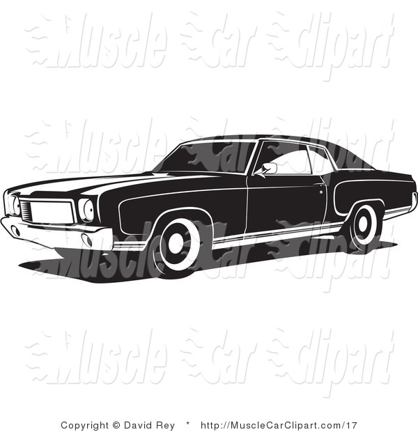 Chevy Car Clipart.