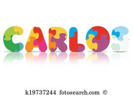 Carlos clipart.