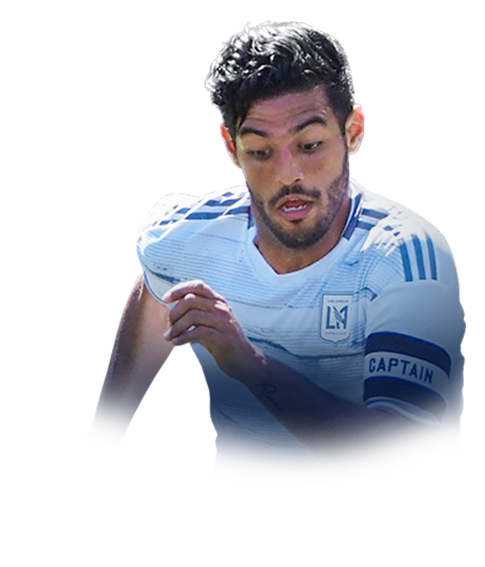 FIFA 20 Carlos Vela 85 Rating and Price.