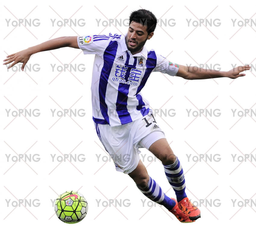 Carlos Vela png photo free download for design.
