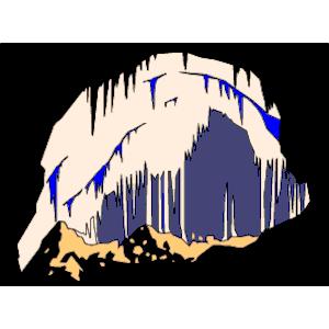 Carlsbad Caverns clipart, cliparts of Carlsbad Caverns free.