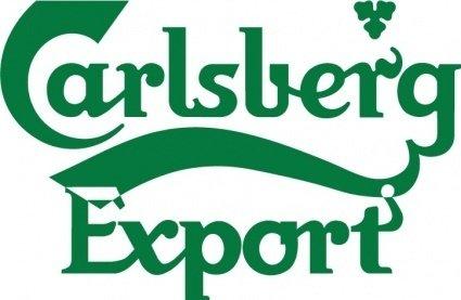 Carlsberg Export logo.