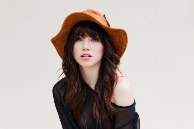 Carly Rae Jepsen Thinks Leonard Cohen Is a God, Loves Robyn's.