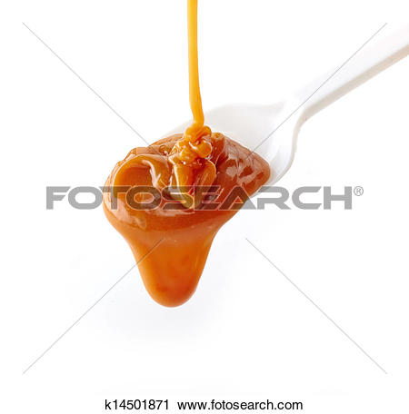 Stock Photo of toffee k14135682.