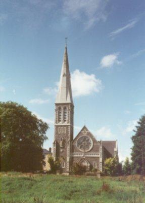 Carmelite Friary, White Abbey, Kildare Town.
