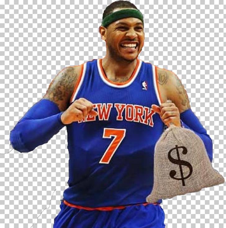 Carmelo Anthony New York Knicks Basketball player Oklahoma.