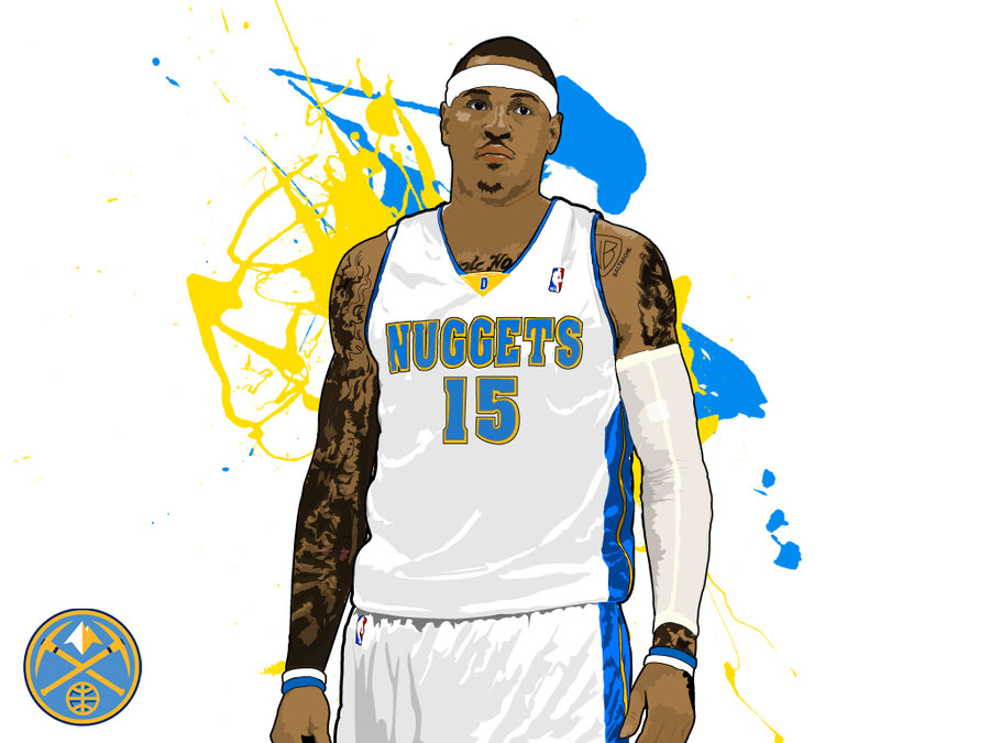 Carmelo Anthony Drawing at GetDrawings.com.