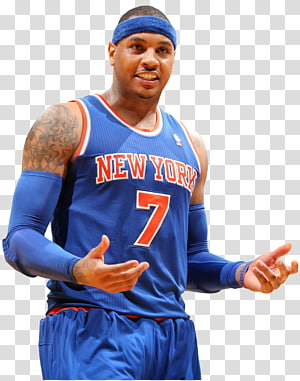 Carmelo Anthony transparent background PNG cliparts free.