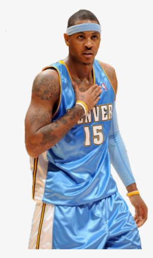 Carmelo Anthony PNG Images.