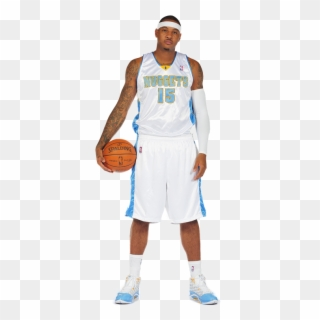 Free Carmelo Anthony PNG Images.