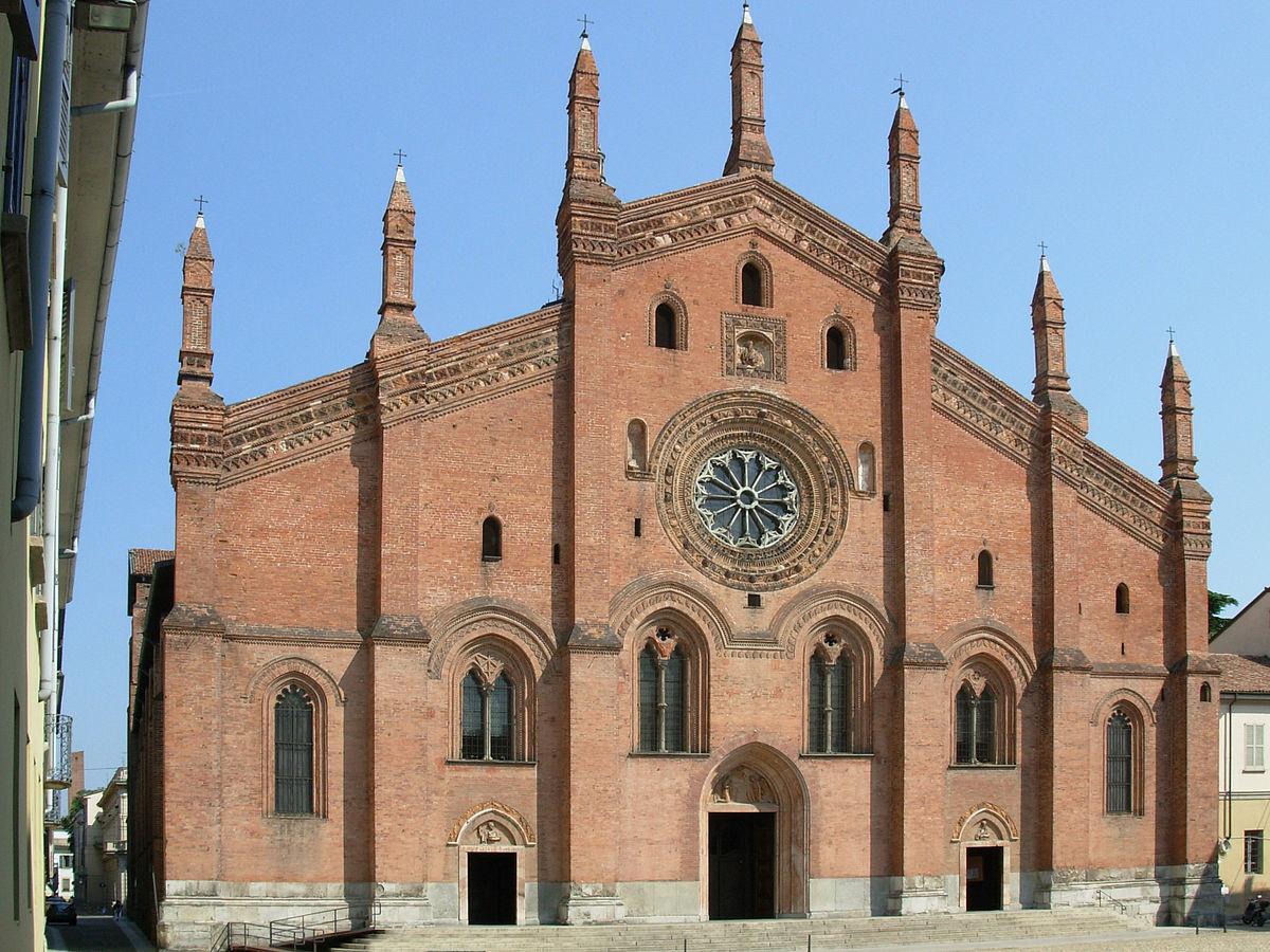 Santa Maria del Carmine, Pavia.