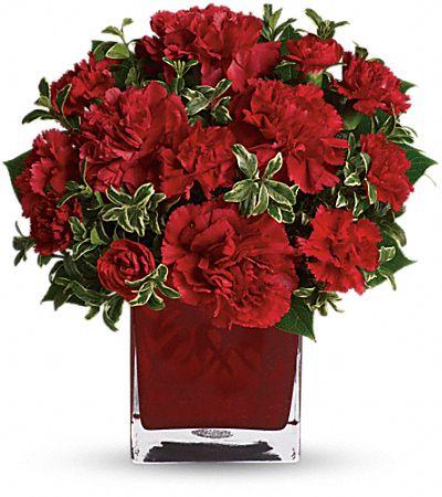 Symbolic Meaning of Carnation.