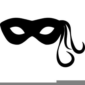 Clipart Mascara De Carnaval.