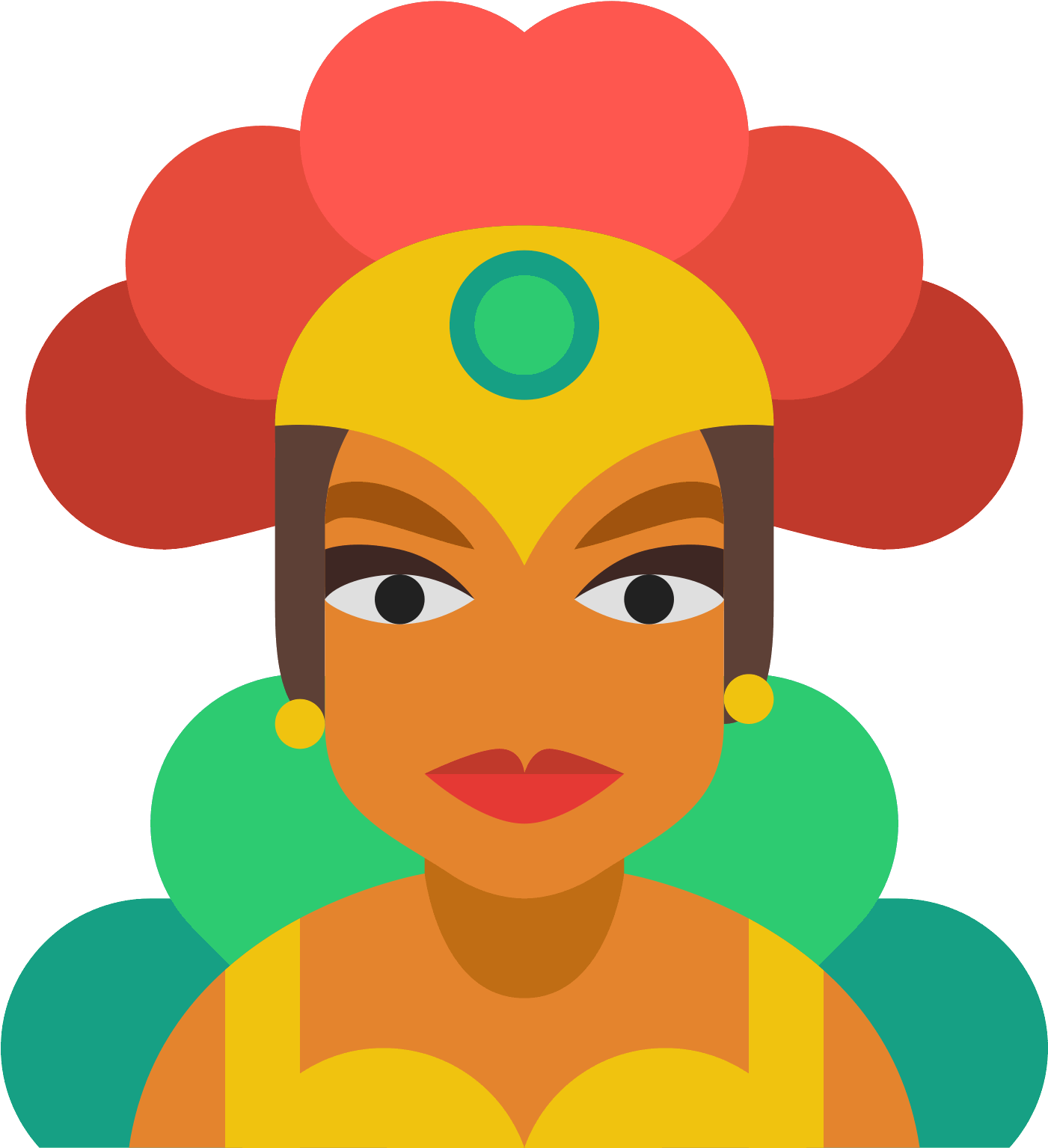 Hula Girl Icon Free Download Png And.