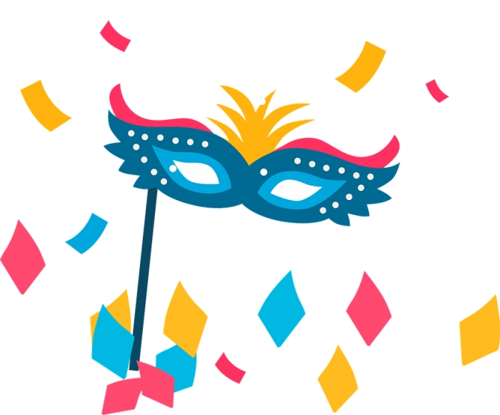 Imagens Carnaval Png Vector, Clipart, PSD.