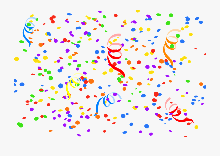 Confetti, Streamer, Party, Carnival, New Year's Eve.