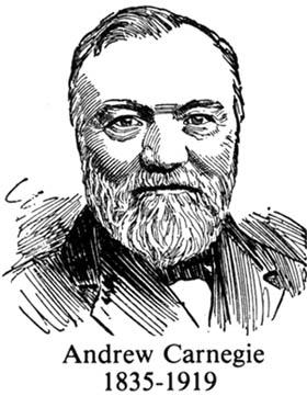 Carnegie Clipart.