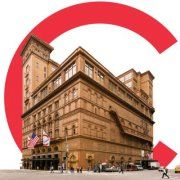 Working at Carnegie Hall.