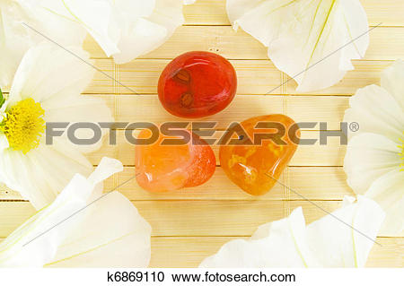 Stock Photography of Carnelian k6869110.