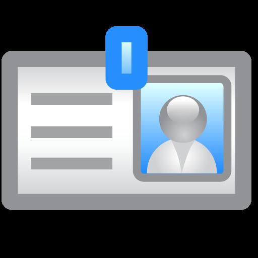 Carnet Icon.