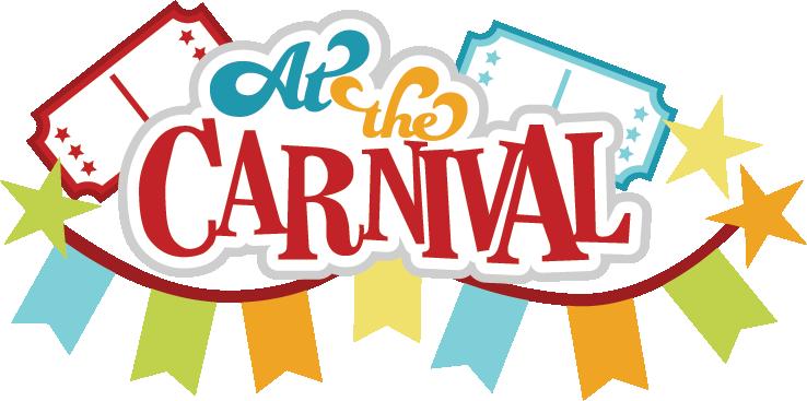 Carnival Border Clipart.
