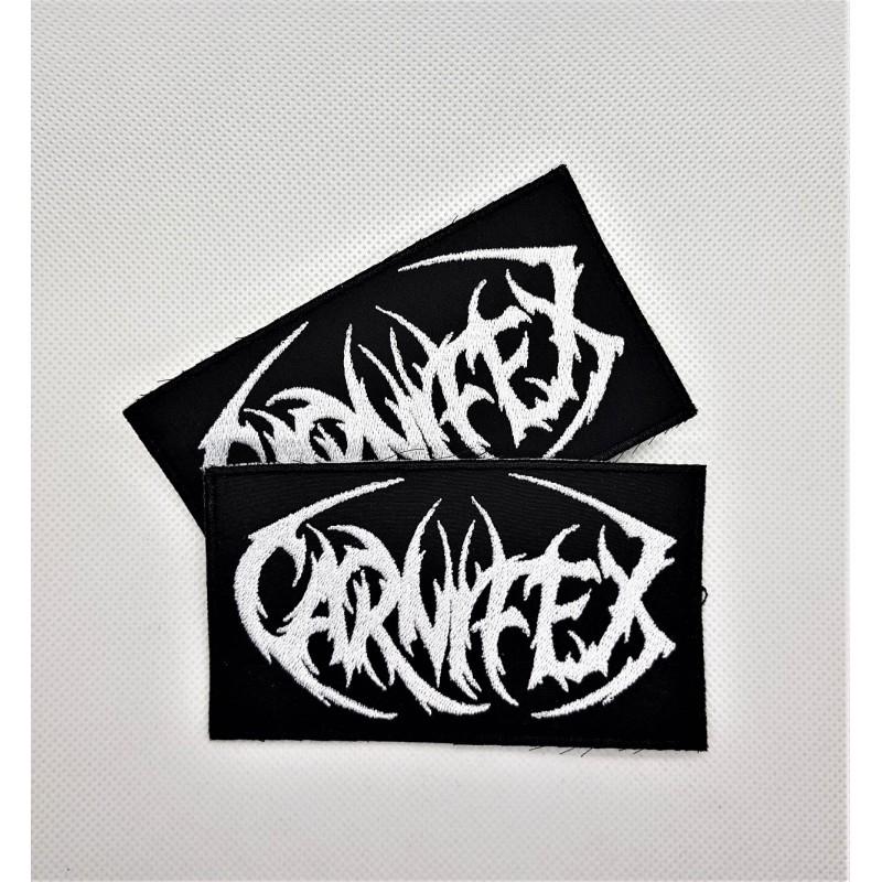 carnifex logo patch.