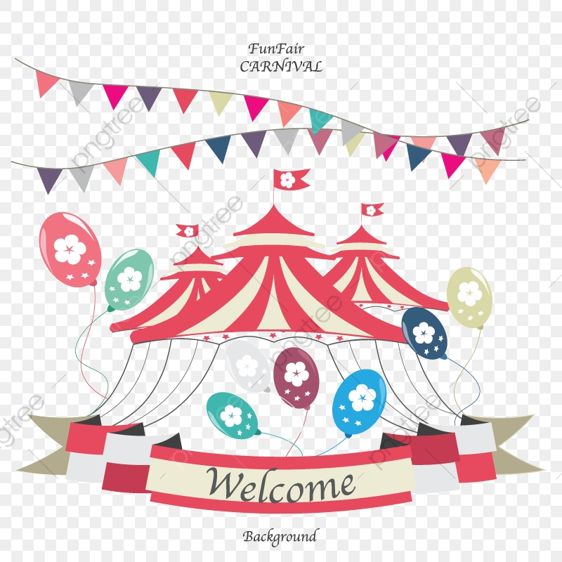 Carnival Background, Background Clipart, Background, Funfair PNG and.