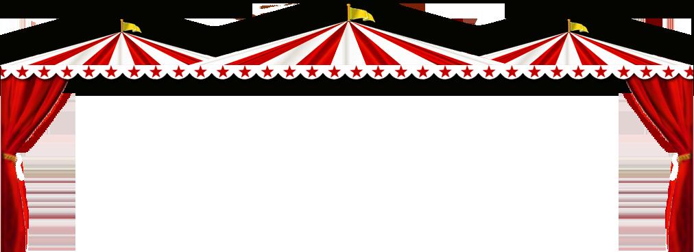 Circus Clipart Border.