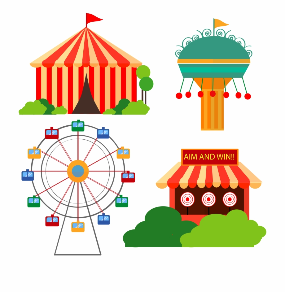 Stars Clipart Carnival.