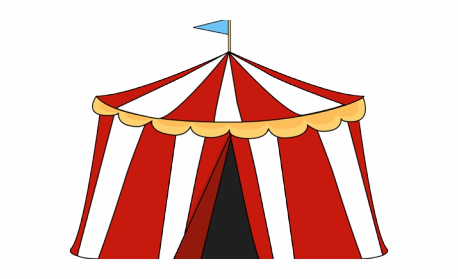 Carnival Tent Clip Art Free PNG Images & Clipart Download #2694906.
