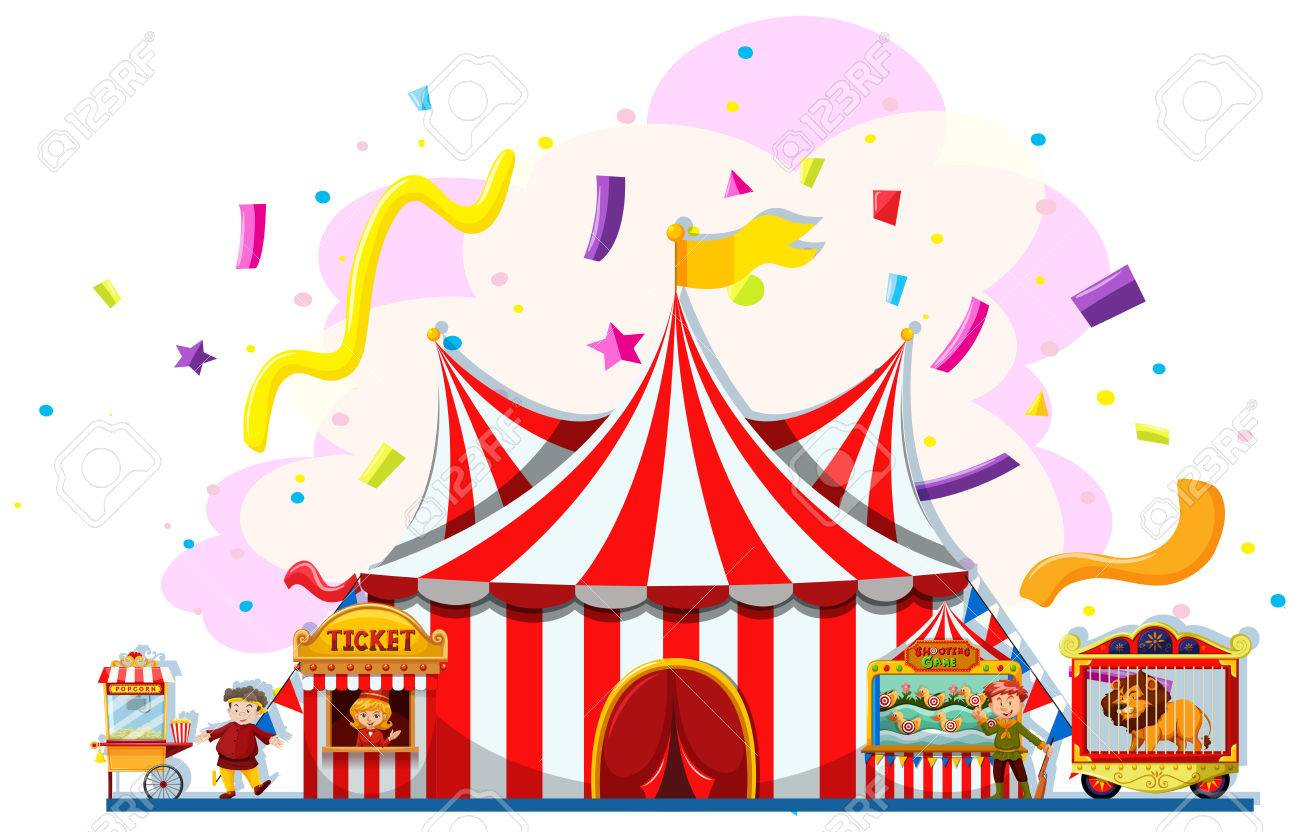 Carnival Border Clipart Free Images.