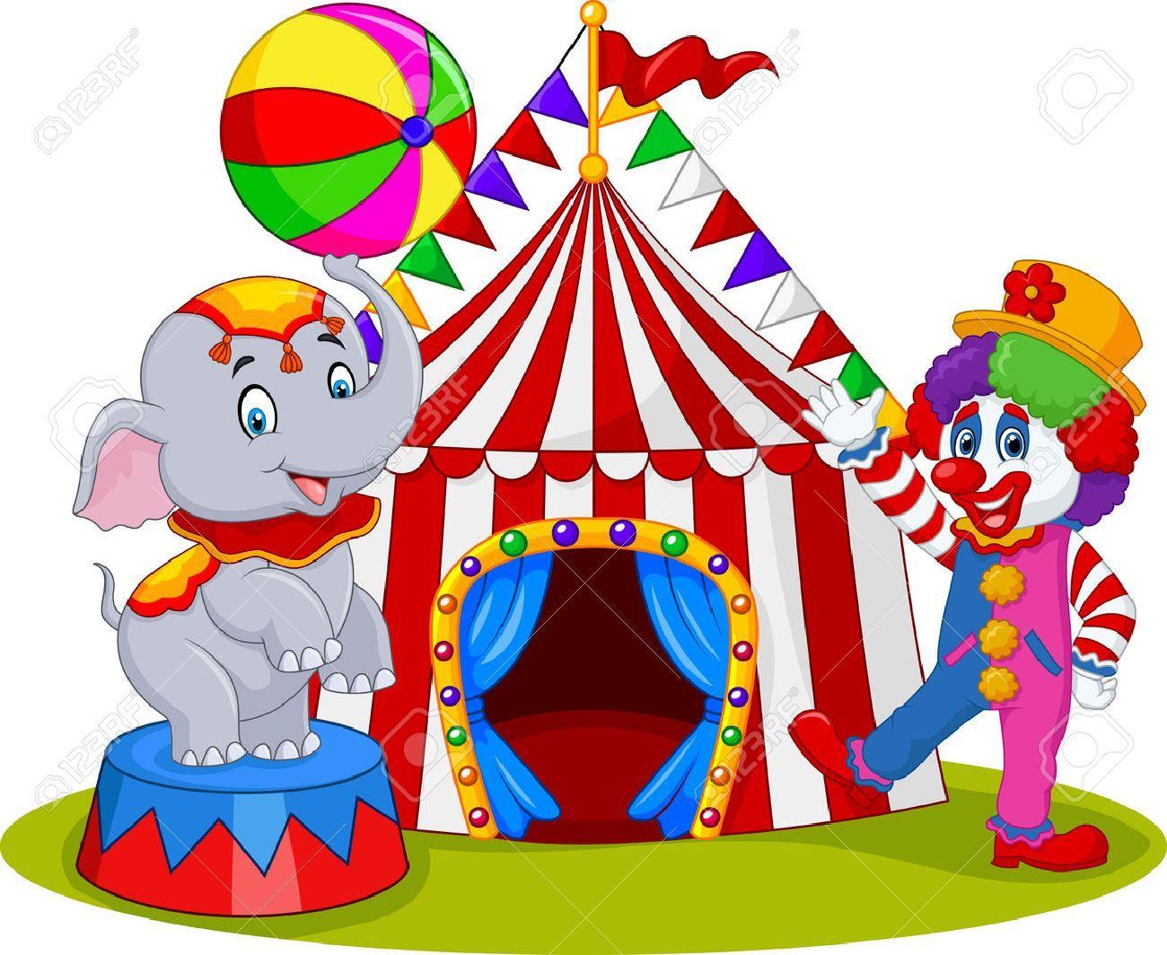 Carnival clown clipart 4 » Clipart Portal.