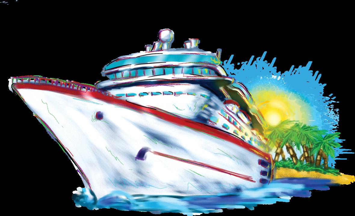 Free Cruise Ship Clip Art.