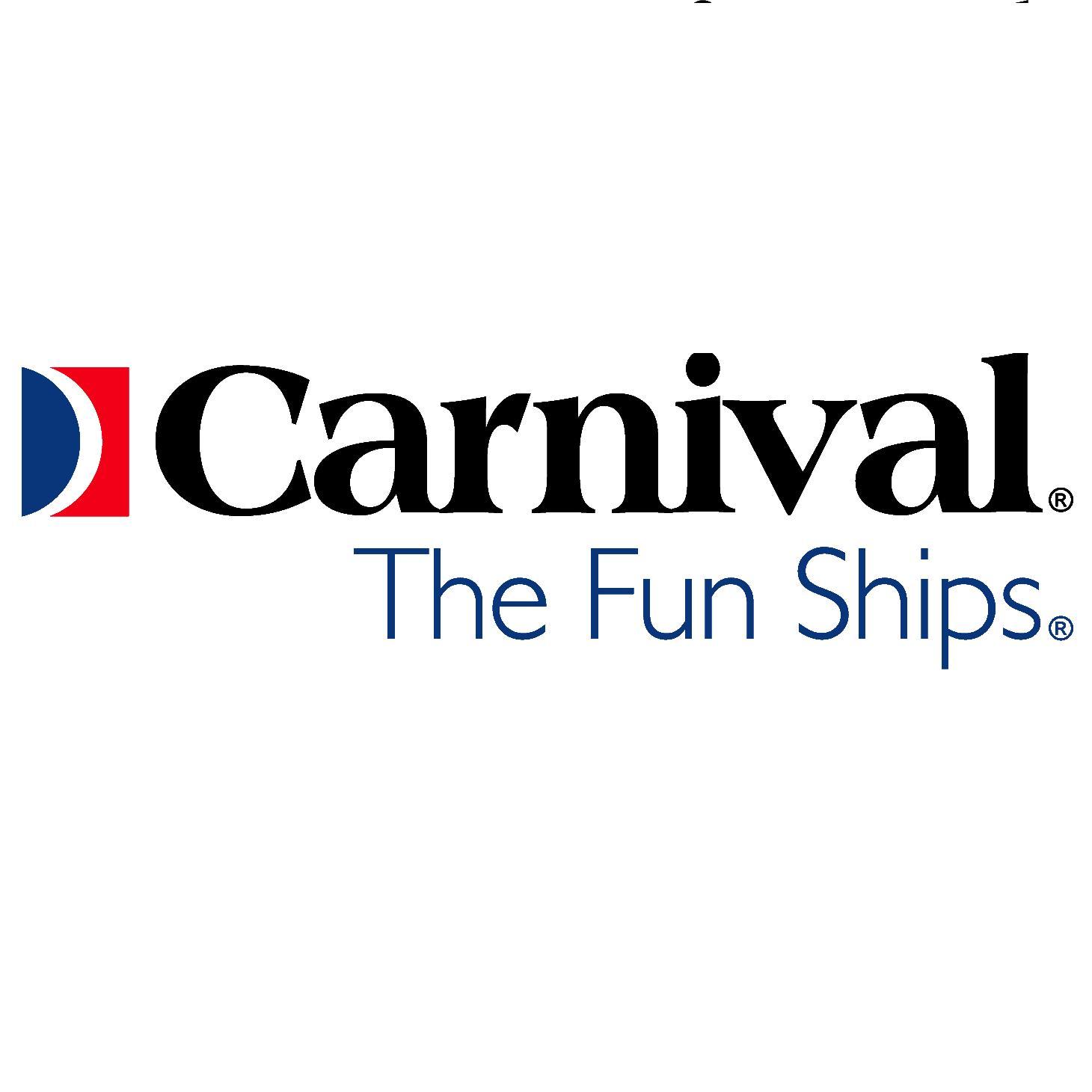 Carnival cruise line Logos.