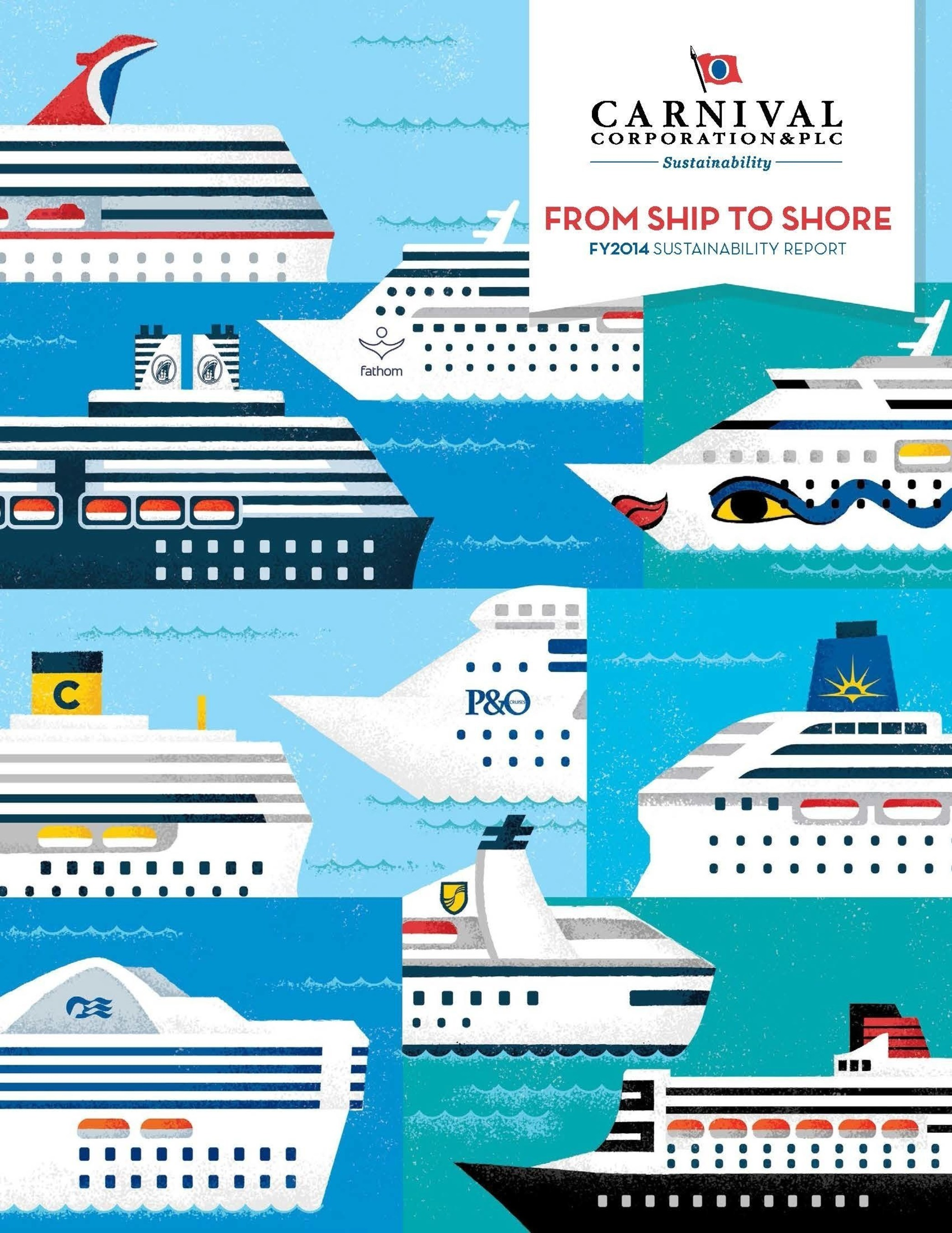 Carnival Corporation's New Sustainability Report Highlights Key.