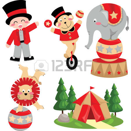 3,136 Circus Elephant Stock Illustrations, Cliparts And Royalty.