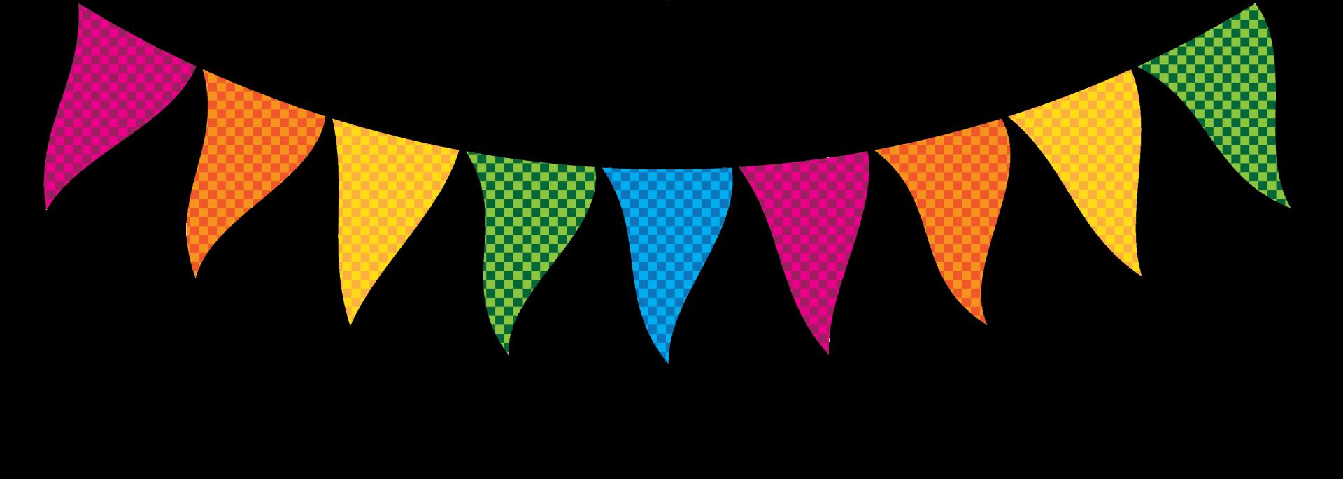 Carnival Flag Banner.