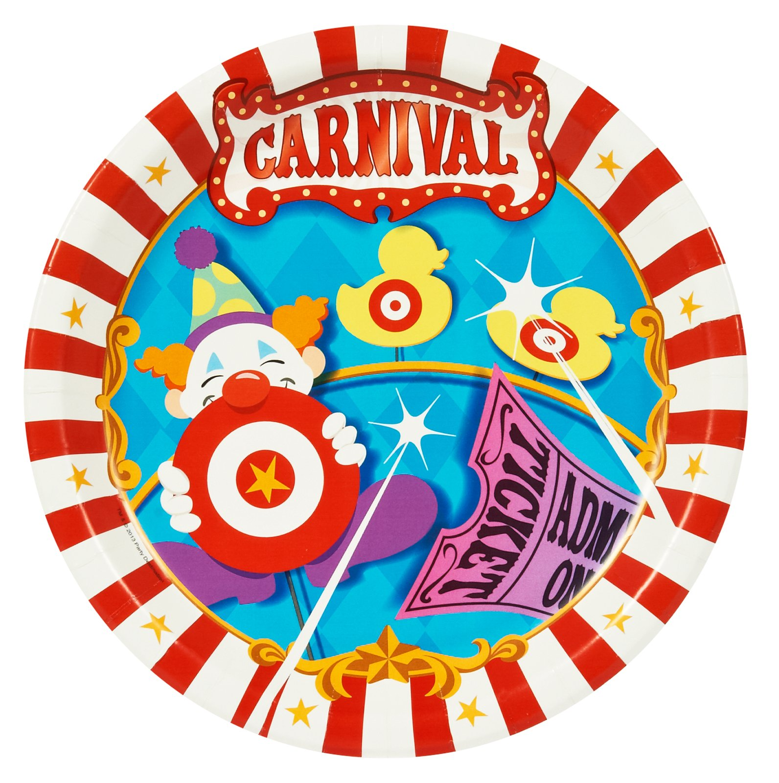 Carnival Games Clipart.