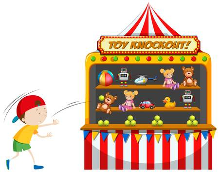 7,006 Carnival Games Stock Illustrations, Cliparts And Royalty Free.