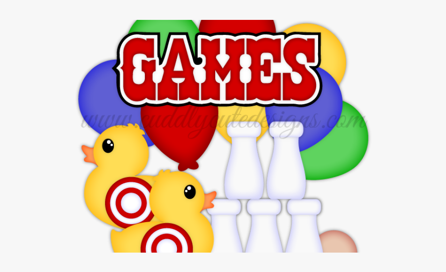 Game Clipart Carnival.