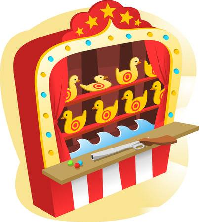Carnival Games Clipart 9.