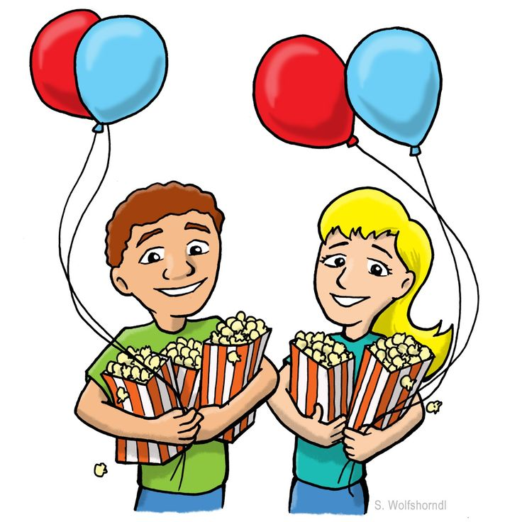 Booth clipart kids carnival games.