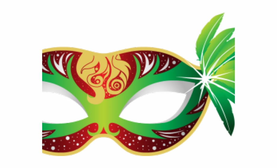 Carnival Of Venice Masks Clipart Free PNG Images & Clipart Download.