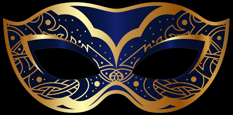 Carnival Mask transparent PNG.