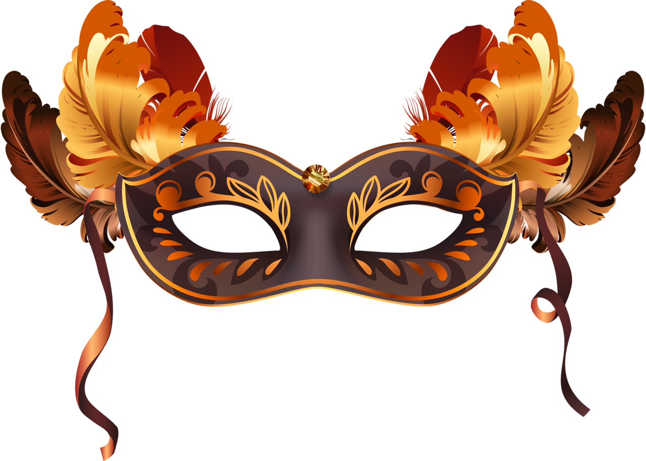 Carnival mask PNG images free download.
