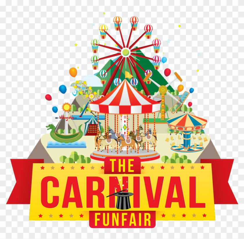 Carnival Party Png Image.