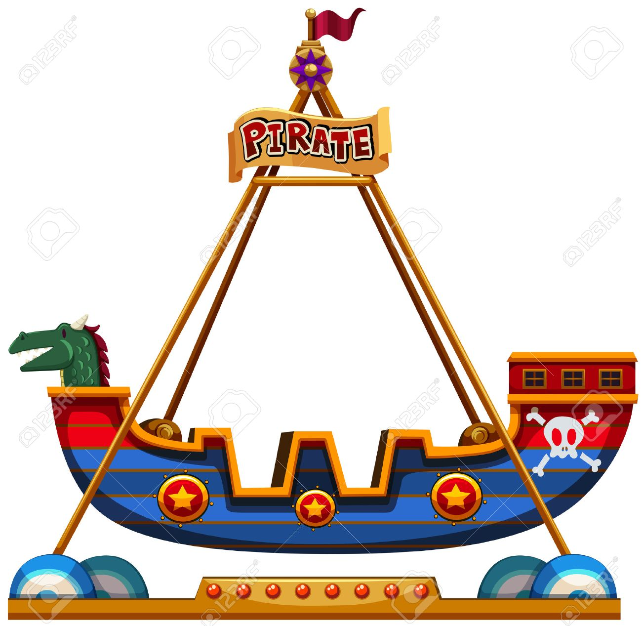 Carnival ride clipart 5 » Clipart Station.