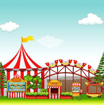 Carnival Rides Clipart (99+ images in Collection) Page 1.